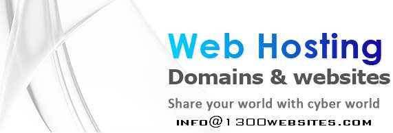 1300WEBSITES YOUR ONLINE NEEDS IS OUR BUSINESS